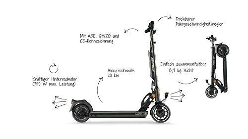 FISCHER E-Scooter ioco 1.0 - 2