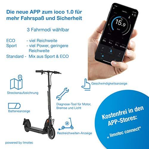FISCHER E-Scooter ioco 1.0 - 6