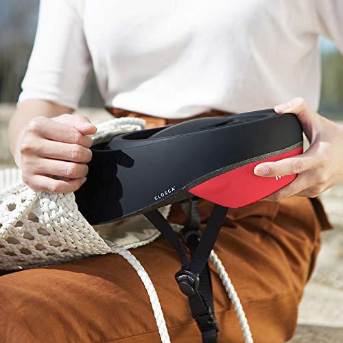 Moovi x Closca Loop Faltbarer E-Scooter Helm