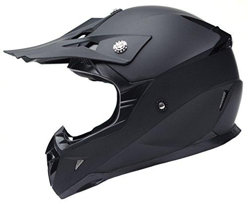 Ventura Downhill Helm, Matt Schwarz