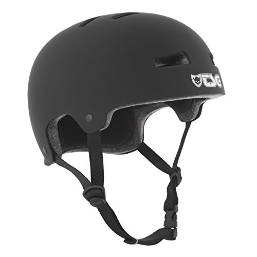 TSG Helm Evolution Solid Color, Schwarz