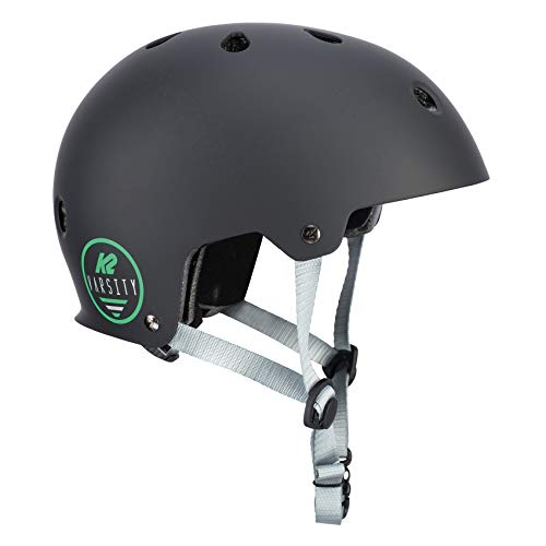 K2 Erwachsene Inline Skates Helm Varsity - Schwarz