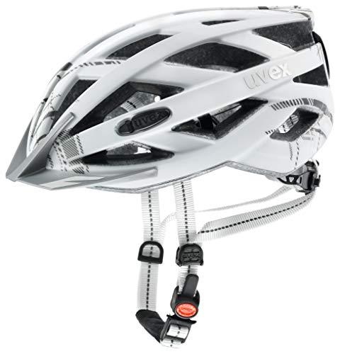 Uvex Erwachsene City I-VO Helm, Dark Silver