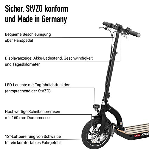 Metz moover E-Scooter - 4