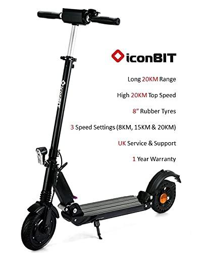 ICONBIT IK-1972K TRACER E-Scooter - 4