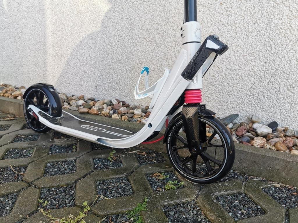 Roller frisch geputzt