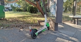 Lime E-Roller hinten_seite - E-Roller mit Zulassung