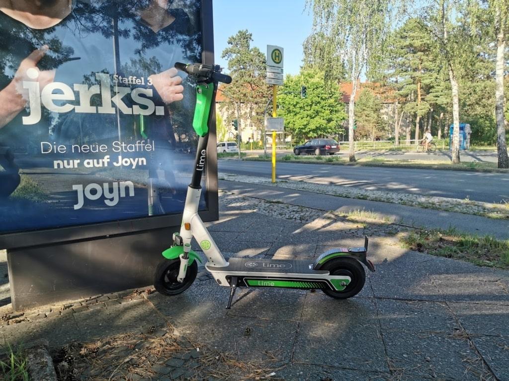 Lime E-Roller - E-Roller mit Zulassung kaufen oder mieten