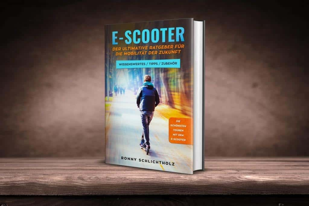 E-Scooter Buch Cover - Ratgeber