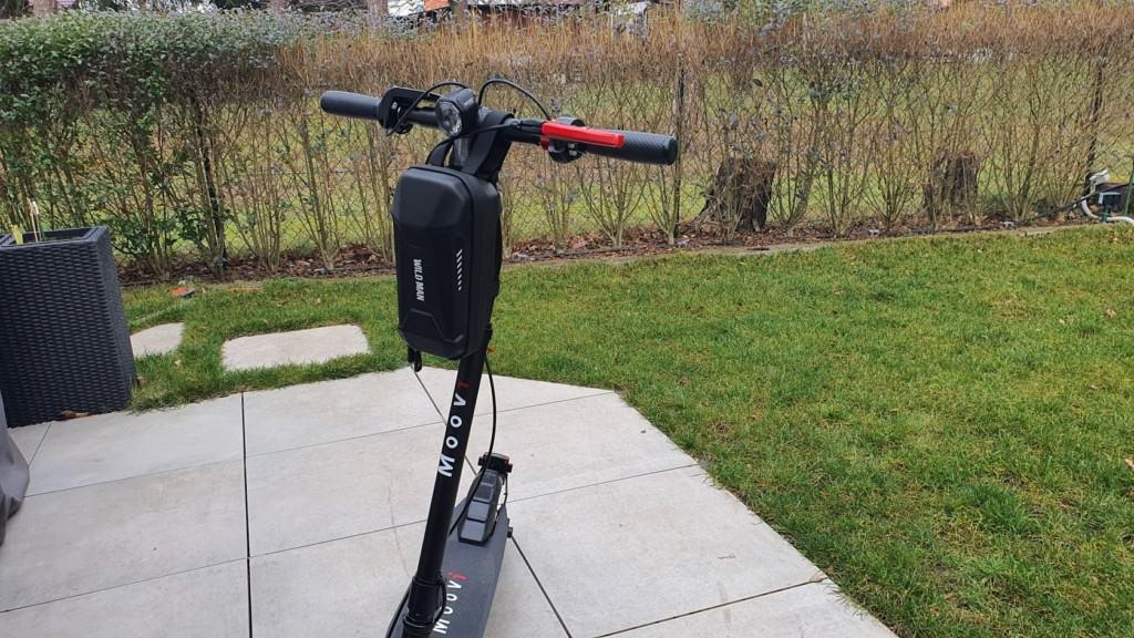 E-Scooter Lenkertasche Ansicht vorne