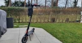 E-Scooter Lenkertasche Testbericht Wild Man