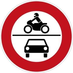 Zeichen_260_-_Verbot_für_Krafträder_und_Mofas_und_sonstige_mehrspurige_Kraftfahrzeuge,_StVO_1992
