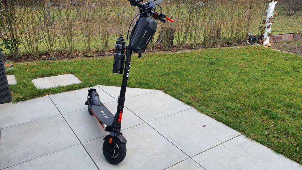 E-Scooter Flaschenhalter