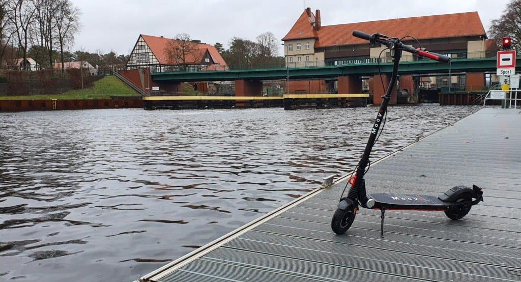 Moovi StVO Pro - E-Scooter in Krisenzeiten