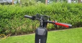 Bose Frames Alto Testbericht E-Scooter - Frontansicht