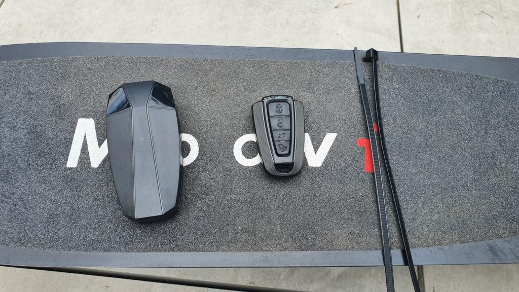 Alarmanlage für E-Scooter - Variante 2