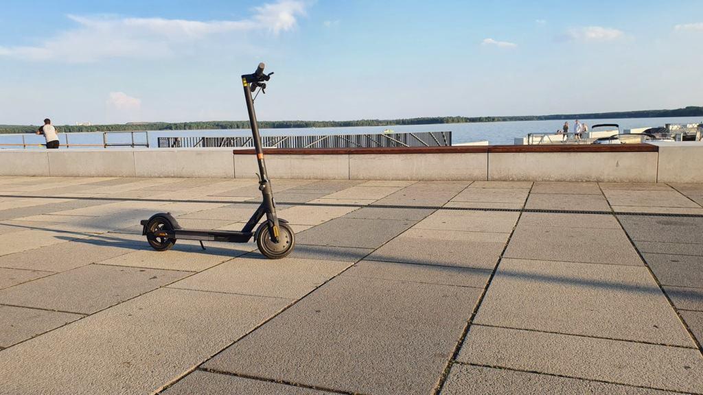 Xiaomi Mi Scooter 1S im Test