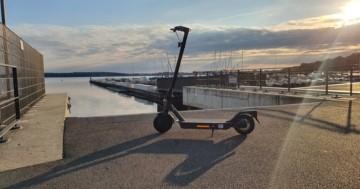 E-Scooter ePF-1 im Test - Erfahrungsbericht