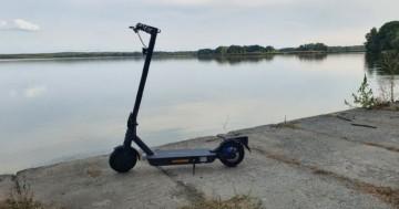 E-Scooter ePF-1 im Test - Stealth Version